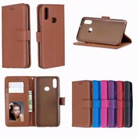 Wholesale litchi wallet purse for sale - Group buy Wallet Case For Galaxy Note Pro S10 S10e A10S A20S PU Leather Litchi Leechee Flip Photo Card Magnetic Holder Stand Flip Phone Cover Purse