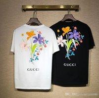 renk değeri toptan satış-Yeni maymun renk serin boys taylor kanye west Yüksek Kalite kanye hip hop çift pamuk kısa kollu, değer erkekler ve kadınlar için T-shirt 66