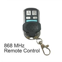 Wholesale control gate opener resale online - 50pcs MHz Universal Remote Control Duplicator Cloning Copying Transmitter Gate Garage Door Opener Switches