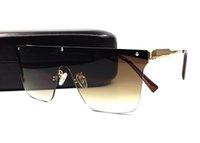 hipster sonnenbrillenmarken großhandel-Mode coole Sonnenbrillen Herren schwarz Stadt Maske SP Sonnenbrille Marke Designer Sunglass Eyewear neuen Stil Hipster Sonnenbrille