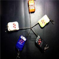 duplicador de controle remoto clone venda por atacado-315 Mhz Controle Remoto Sem Fio Universal Copiar código 315 MHz Transmissor para Portão Garagem Porta de Clonagem Elétrica duplicador de Chave Fob