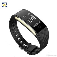 Wholesale bracelet smartband wristband tw64 for sale – best 2018 Dynamic Heart Rate S2 Bracelet smartband Fitness Tracker Step Counter Smart Watch Band Wristband for ios Android pk ID107 TW64