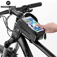 ingrosso telaio accessori per borse-ROCKBROS Borsa MTB per bici 6