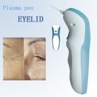 Maglev Fibroblast Eyelid lift face skin lift Laser Plasma Pen Wrinkle spot mole removal plasmapen with light and High Quality Beauty Machine
