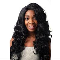 ingrosso sostenere i capelli-New African moda parrucchino frangia frangia corto capelli ricci fibra chimica ad alta temperatura filo supporto transfrontaliero