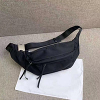 Wholesale bag for waist resale online - Newest Stlye chest pack for men Bumbag Cross Body Shoulder Bag Waist Bags for men Temperament Bumbag Cross Fanny Pack Bum Waist Bags