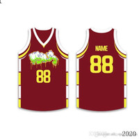 Wholesale best basketball kids resale online - 2019 Men kids jersey blue Red whire best
