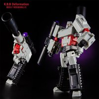 Wholesale toys robot gun for sale - Group buy Kid DIY Block Gun Toys Can Change to Robots Miilitary Model Souptoys for Kid Party Christmas Birthday Gift Collecting Home Decoration