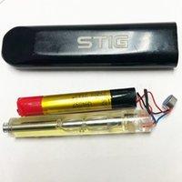 ingrosso kit di avviamento migliore per la penna vape-Baccello monouso VGOD STIG E-sigaretta Starter Kit MIGLIORE QUALITÀ Con Baccelli da 1,2 ml 3 pezzi / lotto Penna Vape con batteria completamente carica