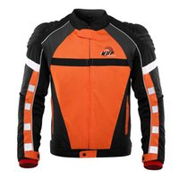 Wholesale motorcycle mesh jacket resale online - Motorcycle Jacket Summer Motocross Off Road Jacket Breathable Mesh Moto Protective Gear Motorcycle Clothing for Men