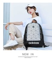 Wholesale geometric patterns backpack resale online - 2019designer backpack men ladies backpack designer handbag wallet bag D geometric Designer mini pink sugao pattern backpack45