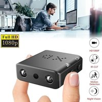 Wholesale 1080P HD Mini Camera XD IR CUT Infrared Night Vision Motion Detection Camcorder Mini DV DVR Video Recorder