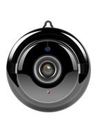 мегапиксельная внутренняя сетевая камера оптовых-мини 2-мегапиксельная 1080p HD умный 128 ГБ SD карты аудио WiFi IP-камера с пультом дистанционного управления с помощью приложения смарт-телефонов мини HD смарт-SD аудио Беспроводная IP-камера