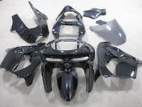carénage zx9r 98 99 achat en gros de-Nouveau kit de carénages de vélo en ABS pour Ninja Kawasaki ZX9R 1998 1999 pièces de moto de carénage ZX-9R 98 ZX 9R 99 noir brillant sur mesure