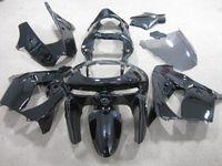 ingrosso zingari pieni di zx9r-Nuovo kit carenature bici ABS per Ninja Kawasaki ZX9R 1998 1999 carenatura ricambi moto ZX-9R 98 ZX 9R 99 Custom nero pieno lucido