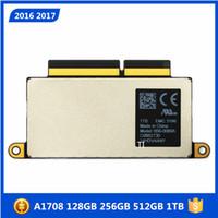 ssd für macbook großhandel-A1708 1 TB 512 GB 256 GB 128 GB SSD für das MacBook Pro Retina 13