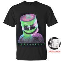 örümcek adam çocuk kıyafeti toptan satış-Örümcek adam DJ Marshello Baskılı% 100% Pamuklu T-shirt 5 tasarımlar Büyük Çocuklar Gençler erkek tasarımcı t shirt aile eşleştirme kıyafetler DHL SS206