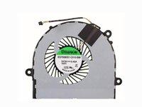 enfriamiento de 4 hilos al por mayor-Nuevo para Lenovo Ideapad S210 para SUNON EG70060S1-C010-S99 FCN FG0U DFS481305MC0T Ventilador de enfriamiento de CPU DC5V 4 pines, 4 alambres