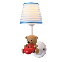 modern çocuk lambası çizgi filmi toptan satış-Yaratıcı çocuk odası duvar lambası basit modern oğlan kız sevimli yatak odası lamba karikatür anime koridor başucu duvar lambası led duvar ışık