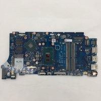 Wholesale ddr4 laptop resale online - High quality for BKD40 LA D821P BR V736W laptop motherboard pavilion SR2ZU i5 U CPU DDR4 Tested ok