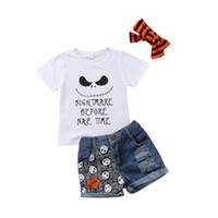 baby mädchen rock jeans großhandel-Mädchen Einhorn TUTU Kleid Baby-Karikatur Brief Sequinspitze Bow-Tie-Rock-Klage-Kind-Designerkleidung für Mädchen Jeans-Shorts Brief Sets 06