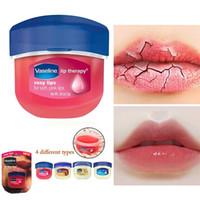 Wholesale organic lip moisturizer resale online - Pure Petroleum Jelly Skin Protect Moisturizer Cream For Body Face Skin Natural Plant Organic Lip Balm Vaseline Lip therapy