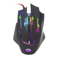 Wholesale gaming laptops for sale for sale - Group buy Hot Sale High quality DPI D Buttons LED Optical Wired Gaming Mouse For PC Laptop Computer ZS