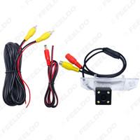 ford parksensoren großhandel-Auto-Rückfahrkameras Parken-Sensoren mit LED-Licht für FORD FOCUS SEDAN / Fließheck / C-MAX-Unterstützungskamera # 4030