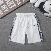 Wholesale cartoon beach shorts resale online - Summer Mens Shorts Fashion Brand Beach Shorts With Letters Casual Drawstring Men Underwear Men s Short Pants Colors S XL