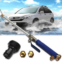Wholesale jet hoses for sale - Group buy Car Wash High Pressure Water Gun Washer Water Jet Garden Washer Hose Wand Nozzle Sprayer Watering Spray Sprinkler Cleaning Tool