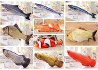 Pet Cat Bite Resistant Toys Artificial Fish Animals Cats Toys Useful Stimulation Koi Mint Fish Pets Cats Catnip Fish Toys