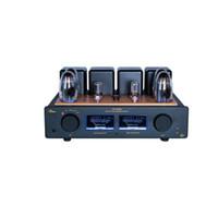 som de cinema em casa venda por atacado-Original Dared VP 990C HIFI Vacuum Tube Integrated Amplifier KT88x4 Poder AMP