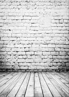 кирпичная стена оптовых-SHANNY Vinyl Custom Photography Backdrops Prop Brick wall theme Photo Studio Background 19226-03