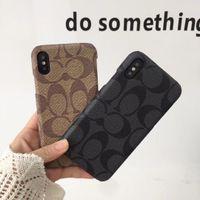 ingrosso caso iphone6 più duro-Per IPhone XS Max XR Phone Case per IPhone6 IPhone 7 8 Plus X Famous Printing Case Hard Cover posteriore per IPhone8 8plus