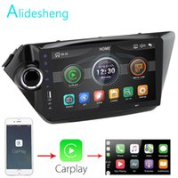 Wholesale multimedia player for car for sale - Group buy Carplay Car Radio Multimedia Player touch screen BT for Kia RIO K2 navigatio car dvd