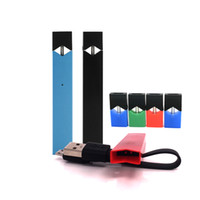 cigarros de fumo azul venda por atacado-Autêntico Joll pod bateria 280 mah Vape Pen baterias Para. 7 ml Pods Cartucho PK COCO FUMO cigarro eletrônico preto / azul / vermelho cor
