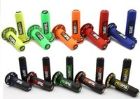 Wholesale motorcycle hand grips rubber for sale - Group buy Handle Grip Pro Taper Motorcycle High Quality Protaper Dirt Pit Bike Motocross quot Handlebar Rubber Gel Hand Grips Brake Hands