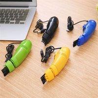 preços gadgets venda por atacado-Alta Qualidade Laptop Mini Escova Teclado USB Poeira USB Gadgets Presente Coletor Aspirador de pó Computador Ferramentas Limpas Preço de Atacado