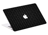 pegatinas de macbook air al por mayor-Full Flower Macbook Sticker Case Protector Apple New Air 13.3