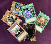 Wholesale yugioh trading cards resale online - Yugioh Cards Color Box Package English Version set The Strongest Damage Board Games Collection Cards Toy Kids toys USS179