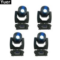 Wholesale 2019 NEW W Spot Moving Head Lights Plus Linear Dimmer With Professional Electronic linear IRIS Perfect For DJ Stage