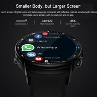 Wholesale 3g mobile phone watch for sale – best new bluetooth call smart watch heart rate Android camera MP inch round GPS MTK6580 quad core GB mobile phone G