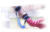 um ombro portador de bebê venda por atacado-Criança transportadores de viagem de segurança pulseira telescópica criança anti-lost com bebê anti-lost corda de tração mãe assegurou pulseira de alta qualidade