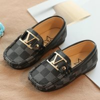 Wholesale shoes size 21 for sale - Group buy Soft PU Leather Children Shoes Girls Moccasins Flat Shoes Spring Summer Kids Shoes Slip on Boys Loafers