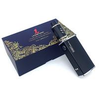 gold zerstäuber tops großhandel-Bigbox 80W E Zigaretten Vape Mod Starter Kits 2200mAh Batteriekasten mit 2.8ml Vape Tank Top Füllung Zerstäuber Elektronische Zigarette