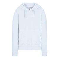 Mens Hoodies 21FW Fashion men's Sweatshirt coat extended jacket long line hip hop street rock and roll hooded sweater coats jumpert