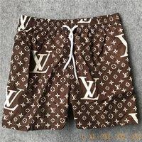 patrón de pantalón de hombres al por mayor-Nuevo diseñador de pantalones cortos para hombre Pantalones cortos de verano para la playa Pantalones Traje de baño de alta calidad Calzado de surf para hombre de Surf de California Hombres