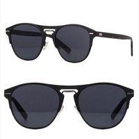 placas de verão venda por atacado-Novo designer de moda óculos de sol clássico CHRONO cat eye plate quadro simples estilo de verão de alta qualidade óculos de proteção uv400 eyewear