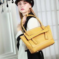 Wholesale crossbow bags for sale - Group buy New Hot Sale Leather Women s Shoulder Bag Fashion Bow Crossbow Wing Catfish Bag Retro Portable Large Capacity Bag
