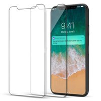 Wholesale iphone e6 for sale – best With retail packagingfor iPhone Pro Max XS Max XR Tempered Glass for iPhone E6 Protector Screen Protector